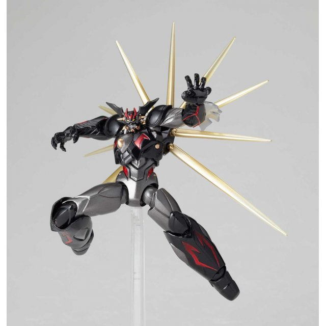 Revoltech Series No. 099 - Getter Robo : Getter Arc Black Ver.