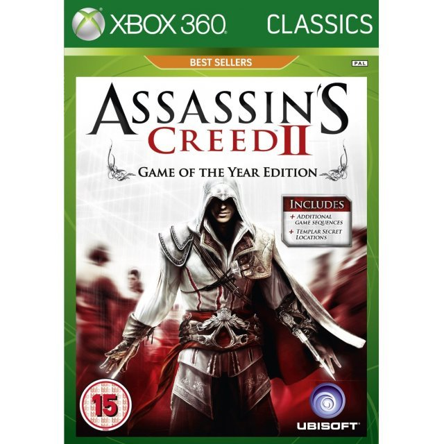 Assassin's Creed II: Game of the Year Edition (Classics)