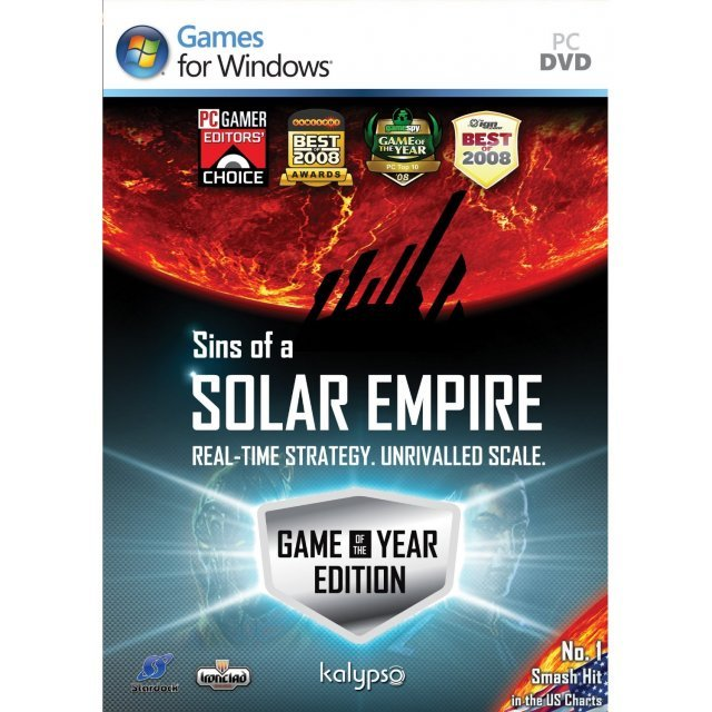 Sins of a Solar Empire: Game of The Year Edition (DVD-ROM)