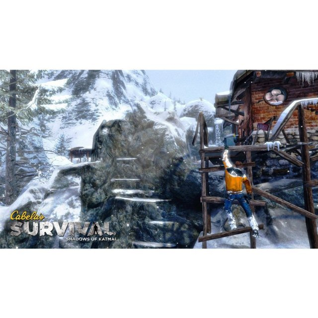 Cabela's Survival: Shadows of Katmai (w/ Top Shot Elite)