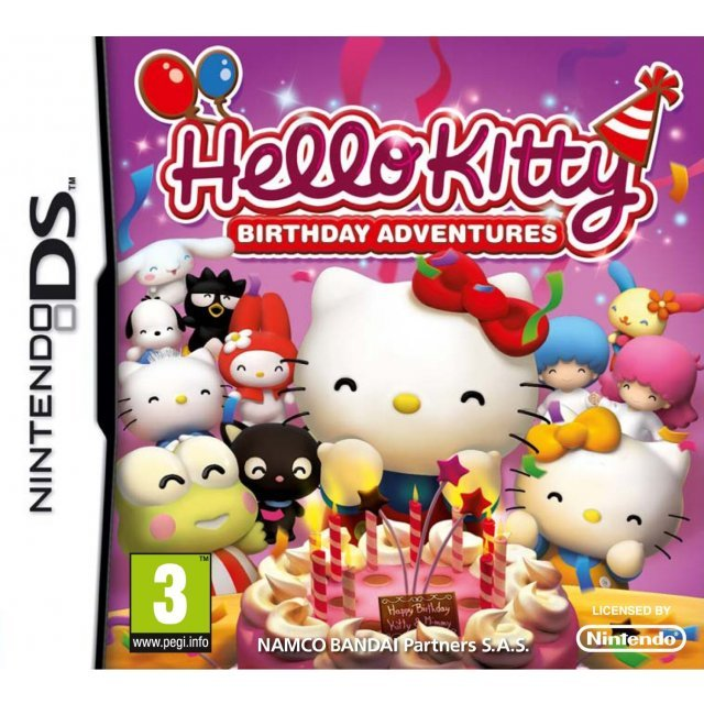 Hello Kitty: Birthday Adventures