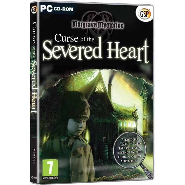 Margrave Mysteries: The Curse of the Severed Heart