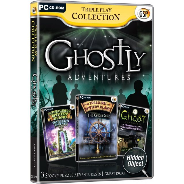 Triple Play Collection Ghostly
