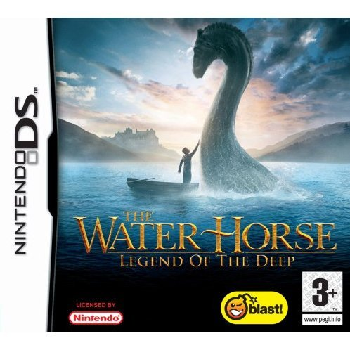 The Waterhorse: Legend of the Deep