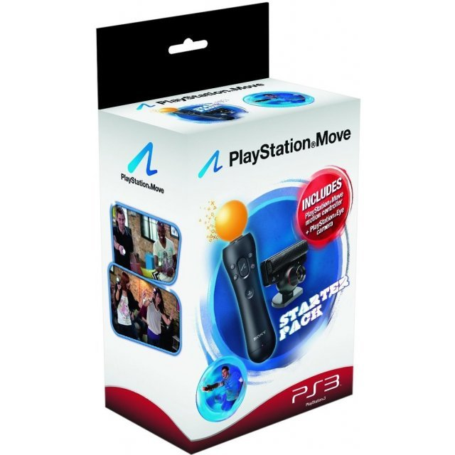 PlayStation Move Starter Pack (Motion Controller Camera)