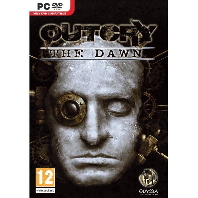 Outcry (DVD-ROM)