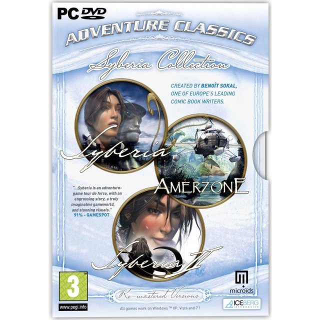 Syberia Collection (DVD-ROM)