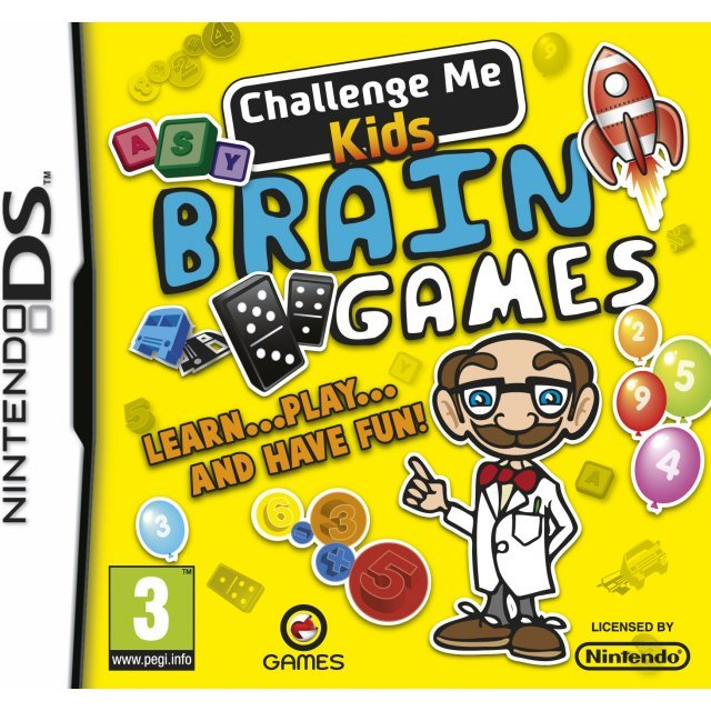 Challenge Me Kids: Brain Games