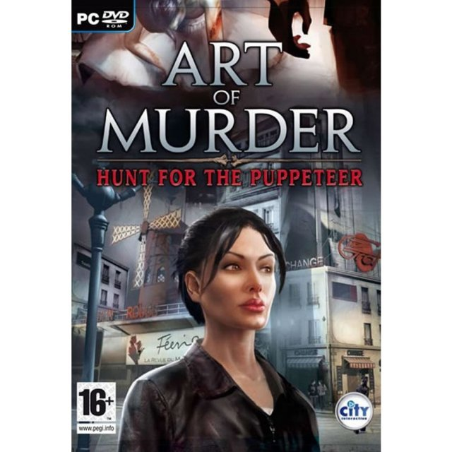 Art Of Murder: Hunt For The Puppeteer (DVD-ROM)