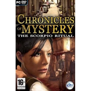 Chronicles of Mystery: The Scorpio Ritual (DVD-ROM)
