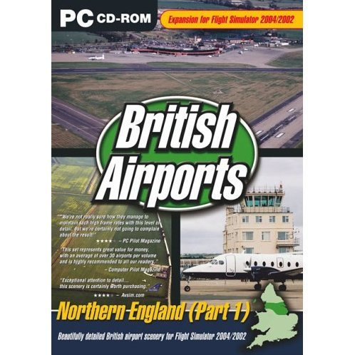 British Airports Northern England Part 1 Volume 6