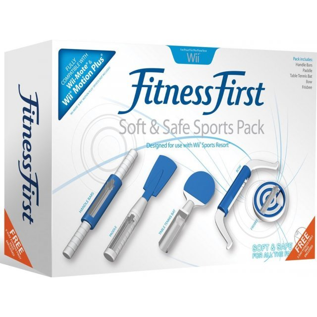 Mel B: Fitness First - Resorts Sports Pack
