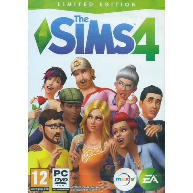The Sims 4 (Limited Edition) (DVD-ROM)