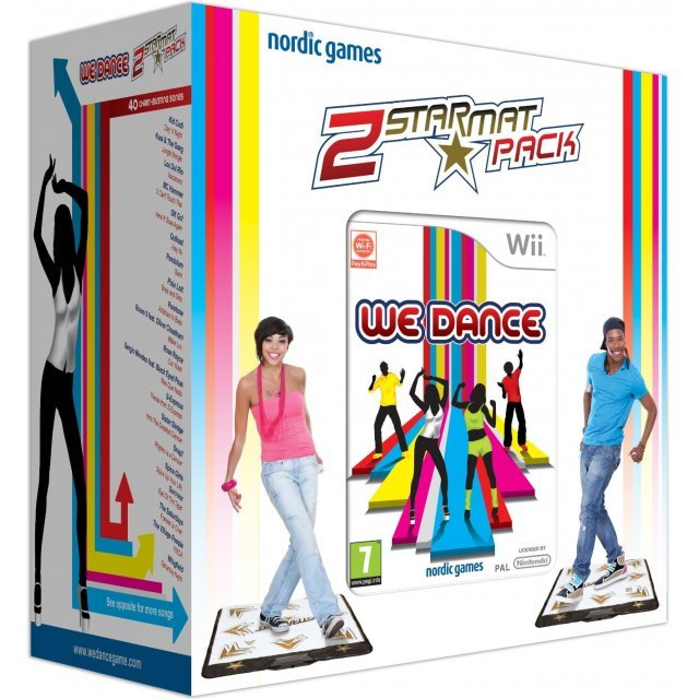 We Dance - Game and 2 Mat Pack