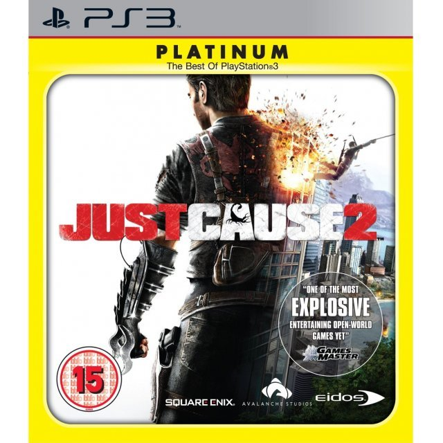 Just Cause 2 (Platinum)