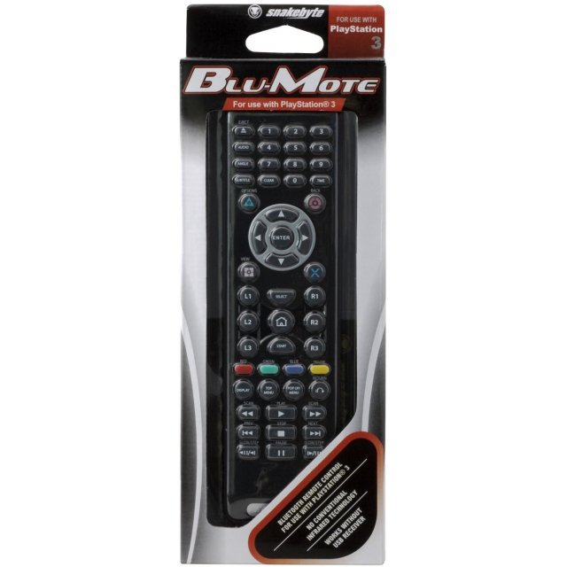 Snakebyte PlayStation 3 Blumote Remote