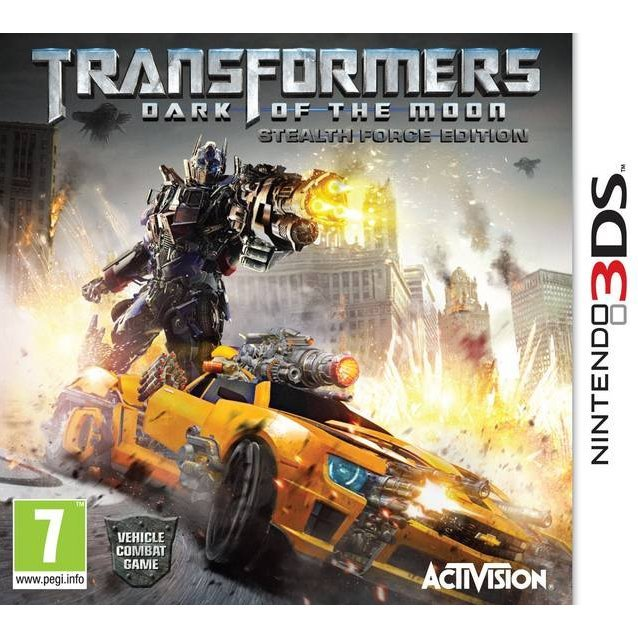 Transformers Dark of the Moon - Stealth Force Edition