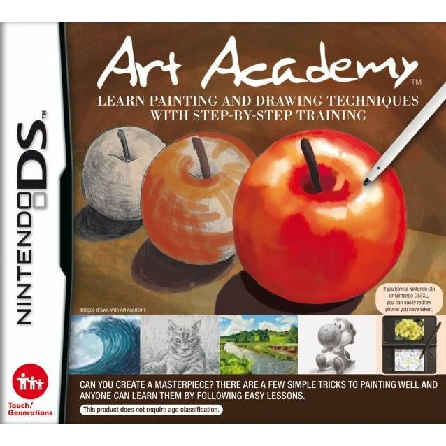 Art Academy: Learn Painting and Drawing Techniques with Step-by-Step Training