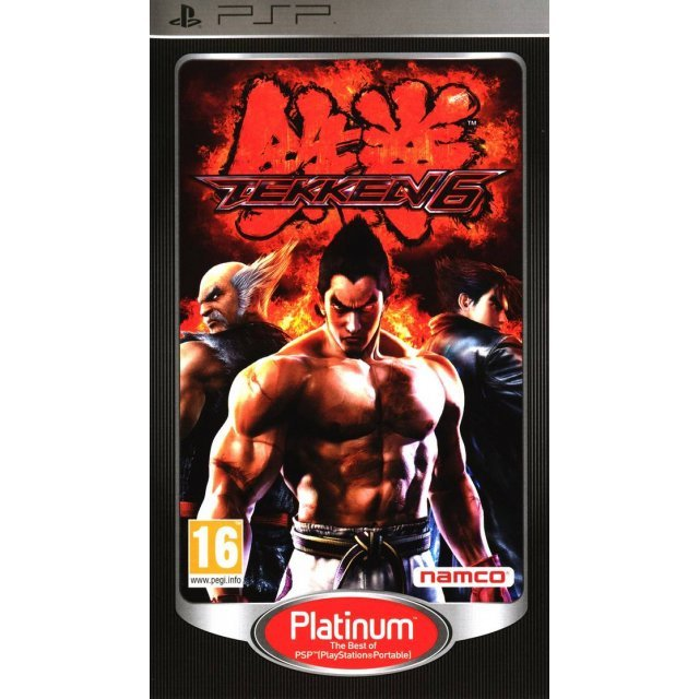 Tekken 6 (Platinum Collection)