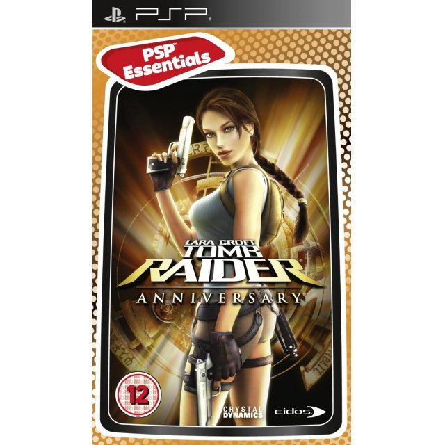 Tomb Raider: Anniversary (PSP Essentials)