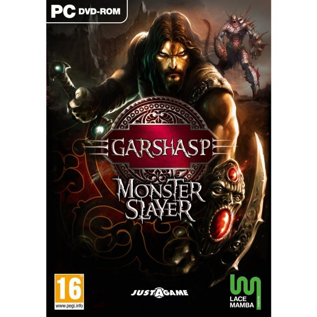 Garshasp: The Monster Slayer (DVD-ROM)