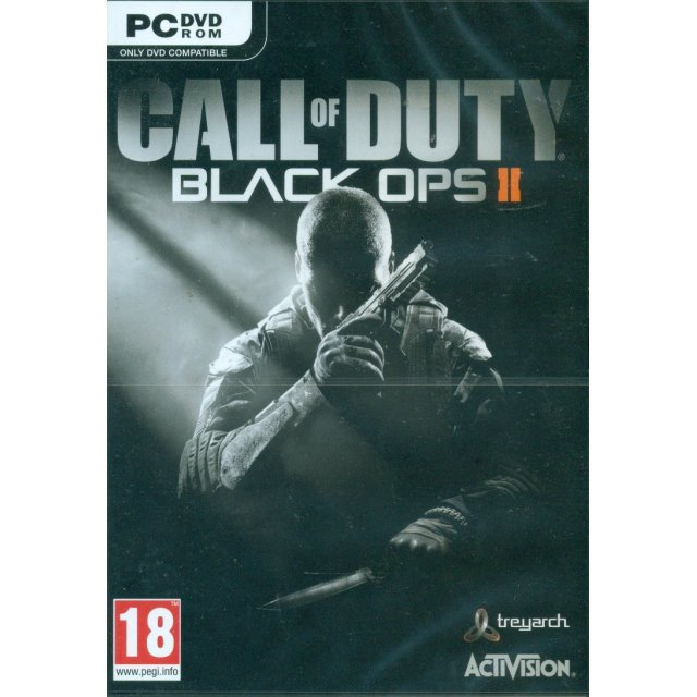 Call of Duty: Black Ops II (w/ Bonus Map Nuketown 2025) (DVD-ROM)