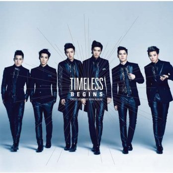 Timeless - Begins [CD+DVD Limited Edition]