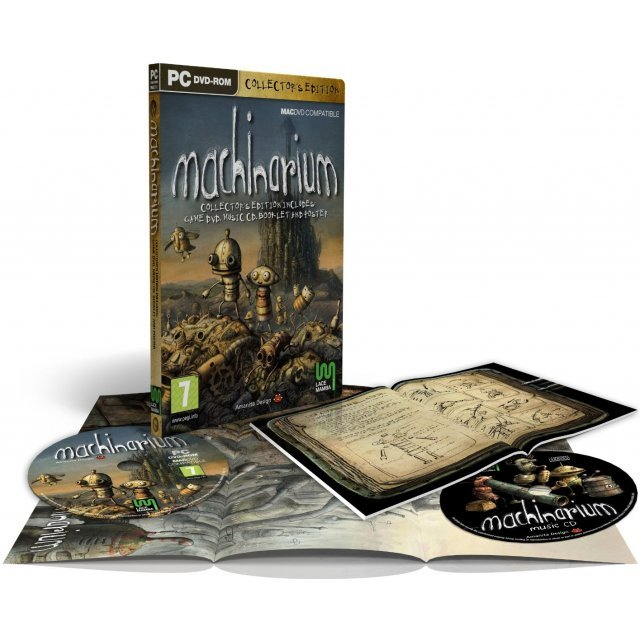 Machinarium (Collectors Edition) (DVD-ROM)