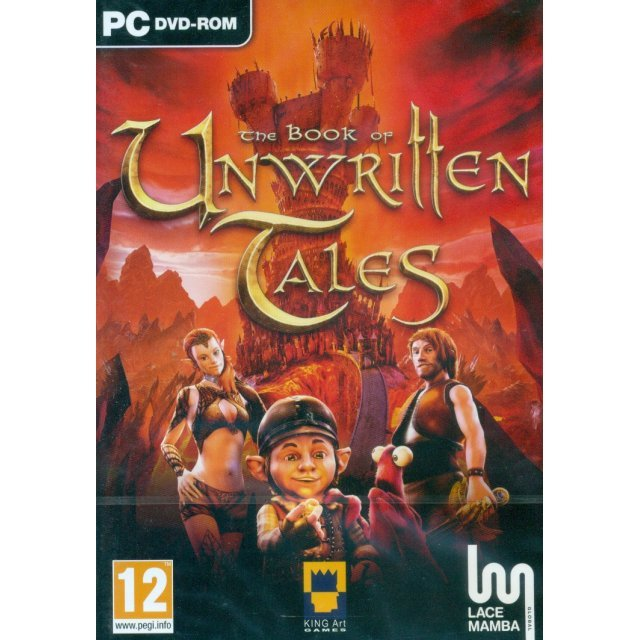 The Book of Unwritten Tales (DVD-ROM)