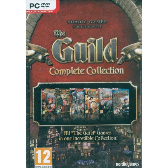 The Guild Complete Collection (DVD-ROM)