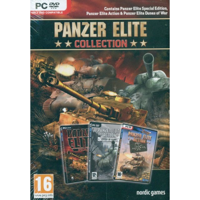 Panzer Elite Collection (DVD-ROM)
