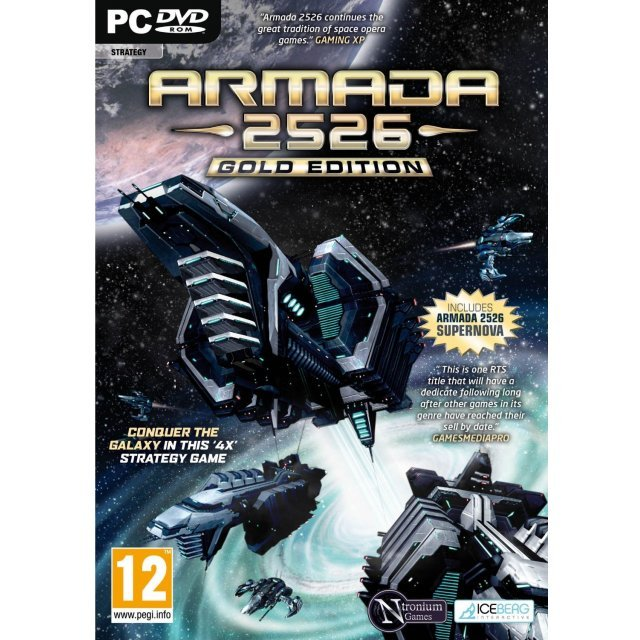 Armada 2526 Gold Edition (DVD-ROM)