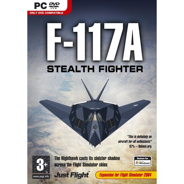 F-117A Stealth Fighter (DVD-ROM)