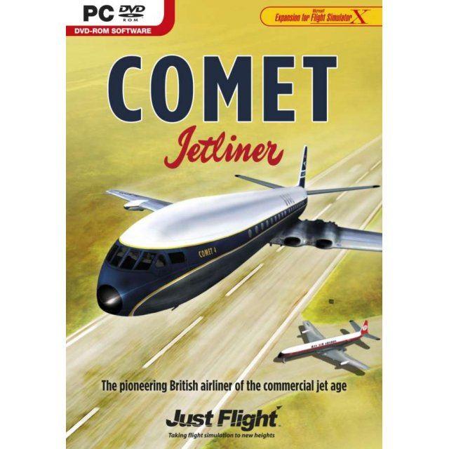 Comet Jetliner (DVD-ROM)