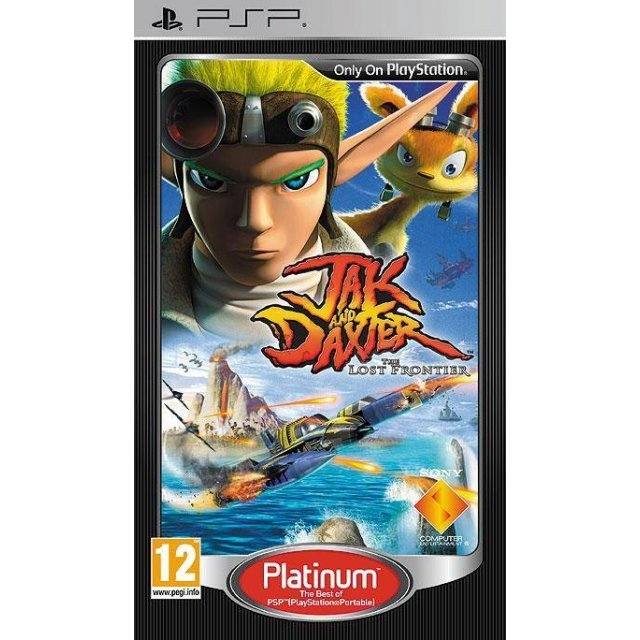 Jak and Daxter: The Lost Frontier (Platinum Edition)