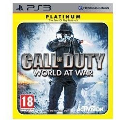 Call of Duty: World at War (Platinum)