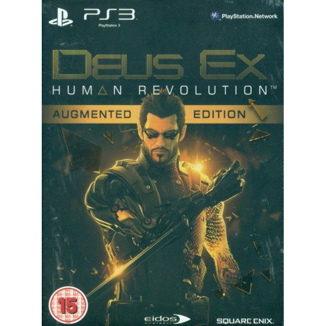 Deus Ex: Human Revolution (Augmented Edition)