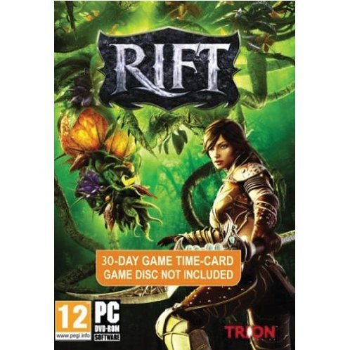 Rift 30 Day Time Card (No Game Included)