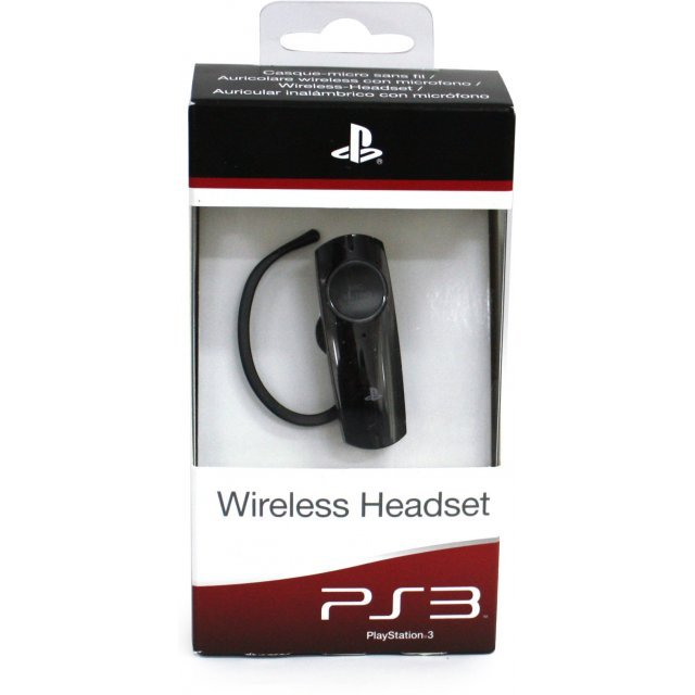 Sony PS3 Bluetooth Headset (Europe)