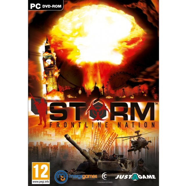 Storm: Frontline Nations (DVD-ROM)