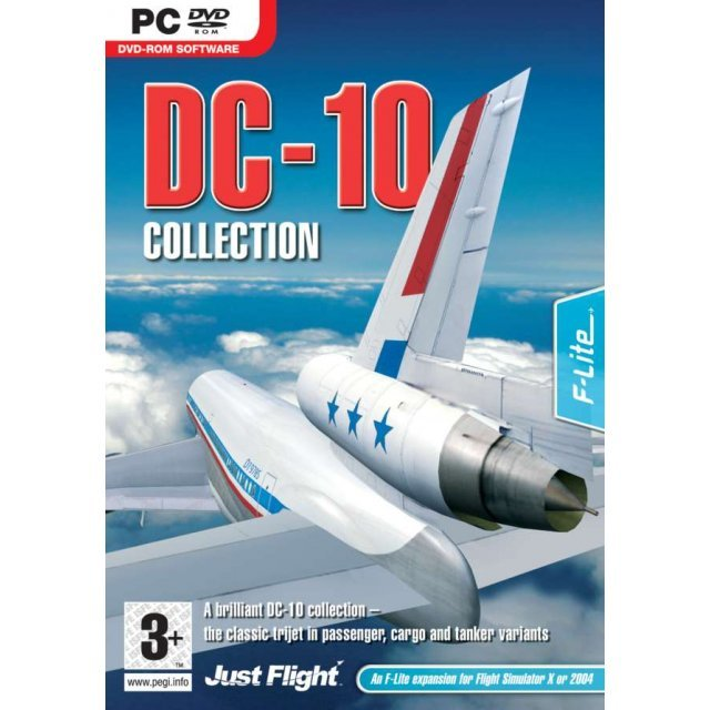 DC-10 Collection (DVD-ROM)