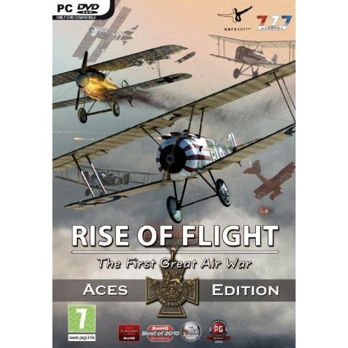 Rise of Flight - Aces Edition (DVD-ROM)