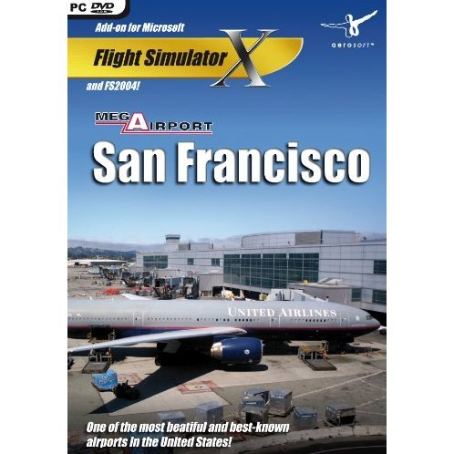 Mega Airport - San Francisco (DVD-ROM)