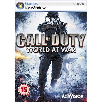 Call of Duty: World at War (DVD-ROM)