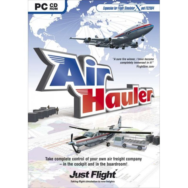Air Hauler (DVD-ROM)