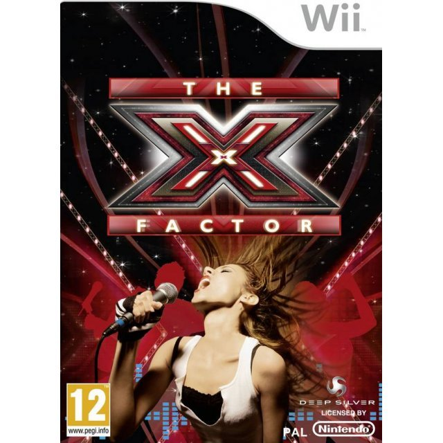 The X-Factor (Dual Microphone Pack)