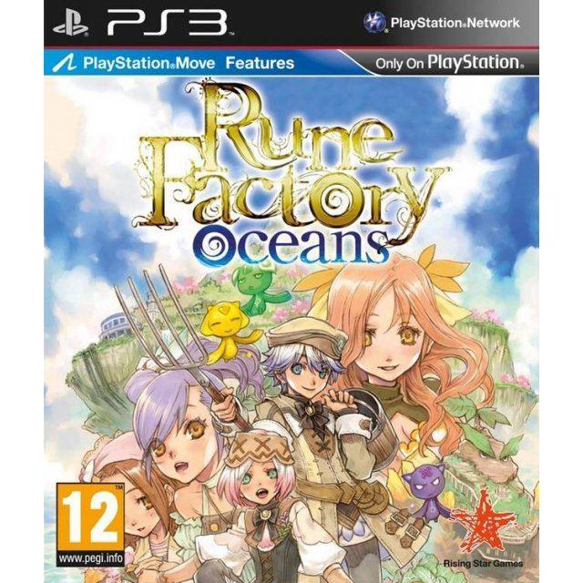 Kết quả hình ảnh cho Rune Factory - Tides of Destiny cover ps3