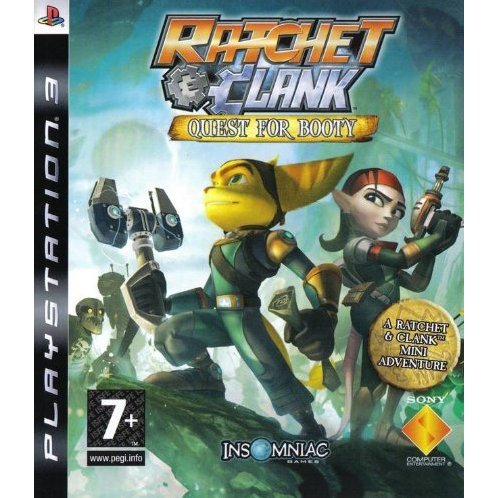 Ratchet & Clank: Quest For Booty