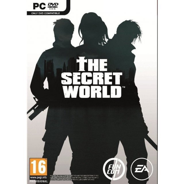 The Secret World (DVD-ROM)