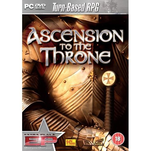 Ascension to the Throne (Extra Play) (DVD-ROM)